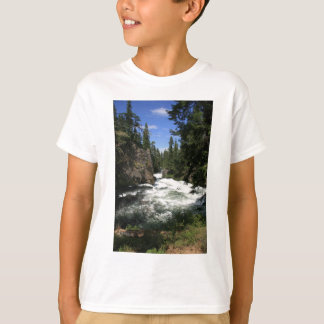 Benham Fälle, Sunriver, Oregon T-Shirt