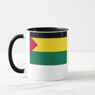 Benishangul-Gumaz Flagge Tasse