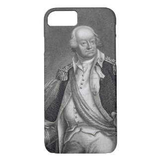 Benjamin Lincoln (1733-1810) (Stich) iPhone 8/7 Hülle