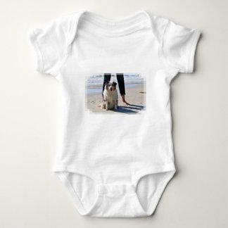 Bennett - australisches Mini - Rosie - Carmel Baby Strampler