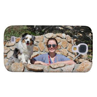 Bennett - australisches Mini - Rosie - Carmel Galaxy S4 Hülle