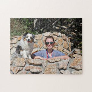 Bennett - australisches Mini - Rosie - Carmel Puzzle