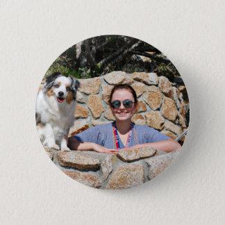Bennett - australisches Mini - Rosie - Carmel Runder Button 5,7 Cm