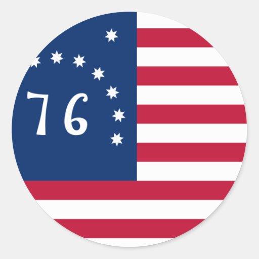 Bennington Sticker