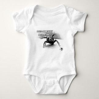 Benötigen Sie eine Umarmung - Baby Strampler