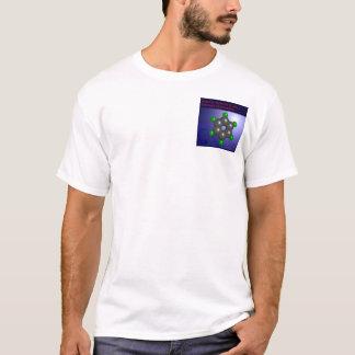 Benzol-Molekül (Tasche) T-Shirt