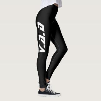 Bequeme V.A.D Fitness oder lässige Gamaschen Leggings