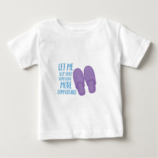 Bequemer Baby T-shirt