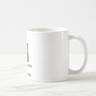 Berechnete Risiko-Tasse Kaffeetasse