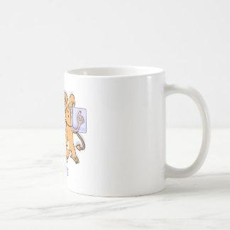 Berechnung. Becher Kaffeetasse