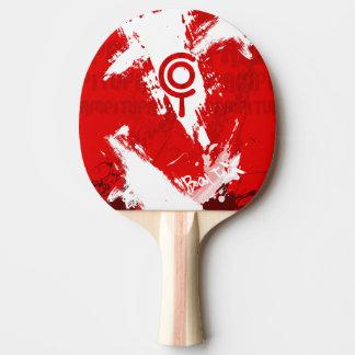 Bereich-Schmutz BTX eins Tischtennis Schläger