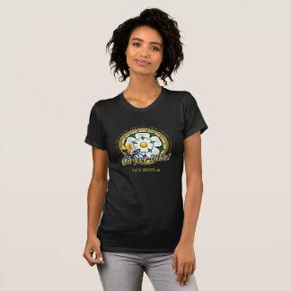 Bereisen Sie De Yorkshire ` 2018 auf YER-Fahrrad' T-Shirt