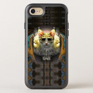 Bereiten Sie für entfernen coole Katze vor OtterBox Symmetry iPhone 8/7 Hülle