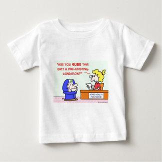 bereits bestehende Bedingung Baby T-shirt