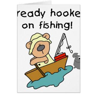 Bereits gehakt auf Fischen Karte