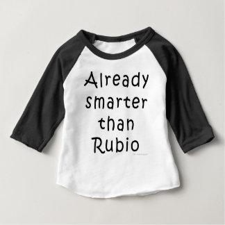 Bereits intelligenter als Rubio T-shirt