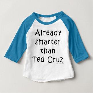 Bereits intelligenter als Ted Cruz Shirts