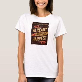 Bereits zur Ernte. Das Shirt LDS Frauen