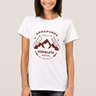 Berg Annapurna Nepal T-Shirt