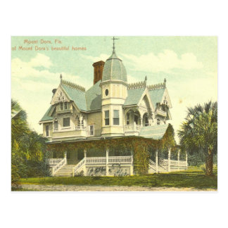 BERG DORA, FL - 1907 POSTKARTE