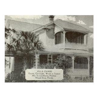 Berg Dora, FL - Gast-Haus Postkarte
