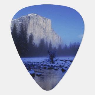 Berg EL Capitan, Yosemite Nationalpark, Plektrum