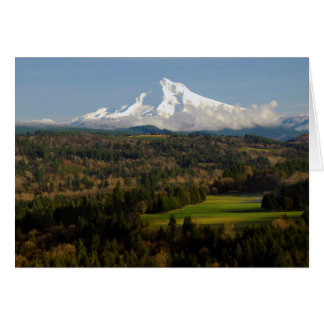 Berg-Haube, Jonsrud Standpunkt, Sandy, Oregon Karte
