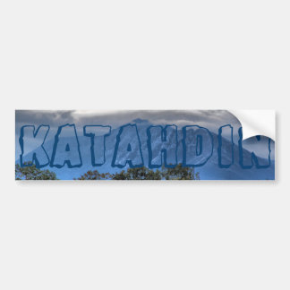 Berg Katahdin 8387a Autoaufkleber