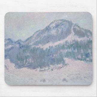 Berg Kolsaas, Norwegen, 1895 Claude Monets | Mauspads