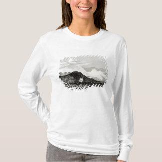 Berg Sarmiento, graviert von Thomas Landseer T-Shirt