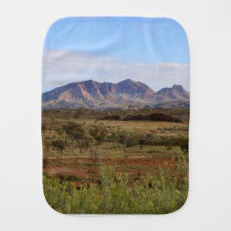 Berg Sonder, zentrales australisches Hinterland Spucktuch