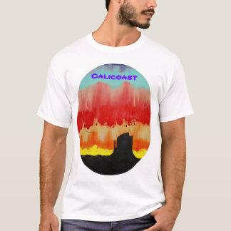 Berg-Sonnenuntergang T-Shirt