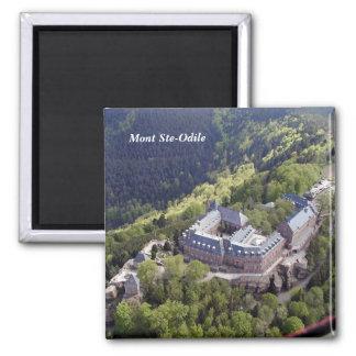 Berg Ster-Odile - Quadratischer Magnet