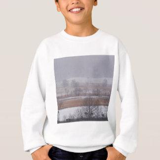 BergCades Bucht-großer Park Sweatshirt