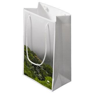 Berge am Regen-Waldweiß Kleine Geschenktüte