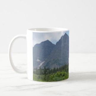 Berge Kaffeetasse