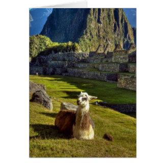 Berge Perus, Anden, Anden, Machu Picchu, 2 Karte