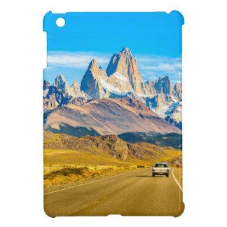 Berge Snowy Anden, EL Chalten, Argentinien iPad Mini Hülle