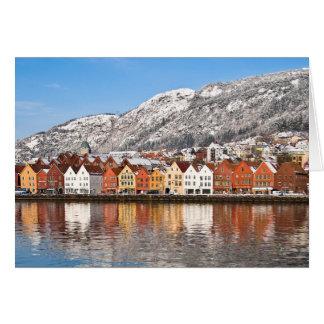 Bergen Karte