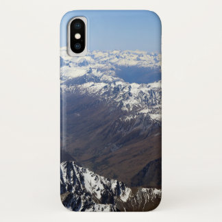 Bergkaum dort Iphone X Fall iPhone X Hülle