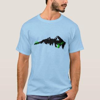Berglandschaft Cycling T-Shirt
