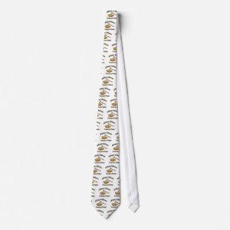 Bergmann-Bergmann-Schatz-Sucher Krawatte