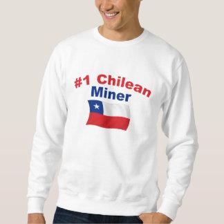 Bergmann des Chilene-#1 Sweatshirt