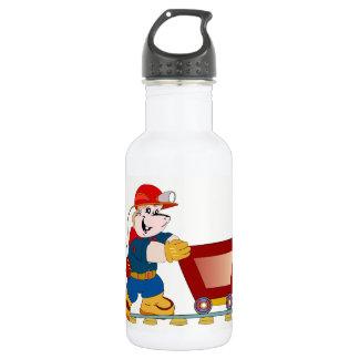 Bergmann Edelstahlflasche