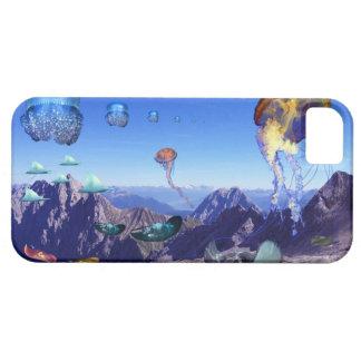 Bergrochen, Mountain Rays iPhone 5 Etui