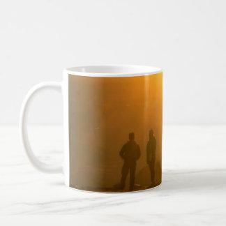 Bergspitzen-Ansicht Kaffeetasse