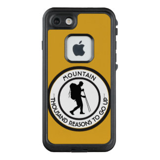 Bergsteigen LifeProof FRÄ' iPhone 8/7 Hülle