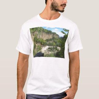 Bergwerke von Spanien-Landschaft T-Shirt
