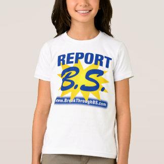 Berichten Sie über B.S. Zum Bart-Smith Autor von T-Shirt