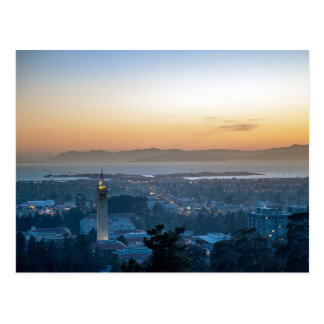 Berkeley, Kalifornien Postkarte